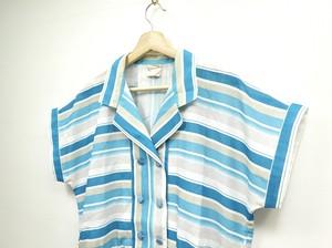 Skyblue stripes Dress