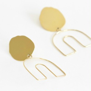 Clip-on Earring No.3