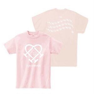 _NC HEART TEE Pink