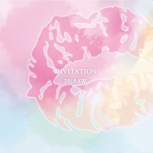 Demo CD : INVITATION 2018AW