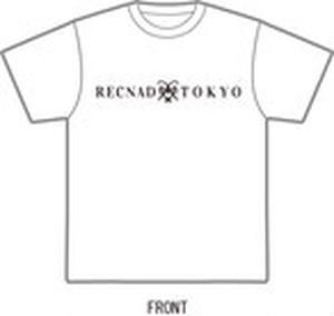 【受注生産】RECNAD TOKYO LOGO SPORT T SHIRT 2021AW【送料込み】