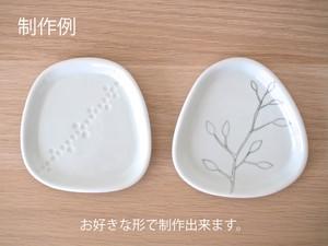 F 小皿を作る。(石膏型作りから完成まで)