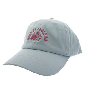 デウスエクスマキナ DEUS EX MACHINA 帽子 キャップ メンズ レディース DMS87156A-SKY ライトブルー ブルー