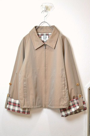 ROLL UP BLOUSON (TAMAMUSHI)