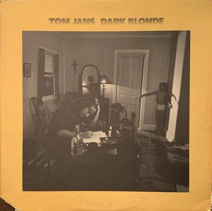 【LP】TOM JANS/Dark Blonde