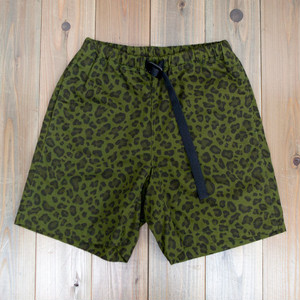 【SOLD OUT】COOCHUCAMP : Happy shorts / Leopard