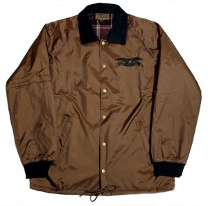 ANTIHERO BASIC EAGLE EMB Windbreaker Coaches Jacket - Special Body アンタイヒーローコーチジャケット