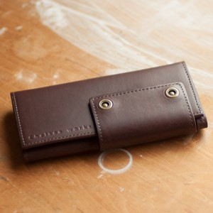 Wallet【Garcia】#chocolate