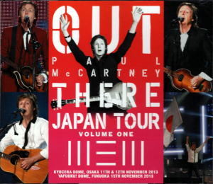 PAUL McCARTNEY / OUT THERE JAPAN TOUR VOLUME 1