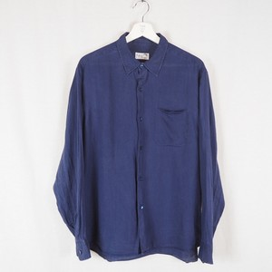 "Old ""agnes b.homme"" Linen Shirt"