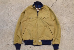 USED 70s THE NORTH FACE Cotton×Nylon Jacket -S-M 0941