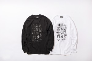 GHOST L/S TEE