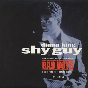 Diana King - Shy Guy (12inch) [r&b/soul] 試聴 fps7627-16