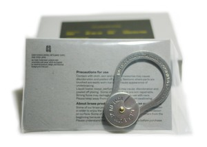 "Key Holder ""CAL"" Silver"