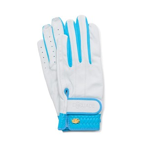 Elegant Golf Glove white-pacific
