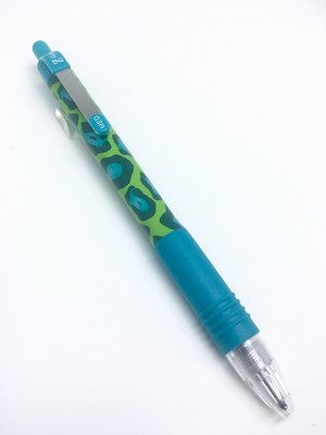 ZEBRA Z-Grip Animal Bright SkyBlue