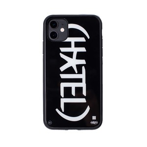 iPhone case by Eric Haze (Black)