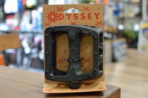 """ODYSSEY""  TWISTED-PC PEDAL  (black 9/16)"