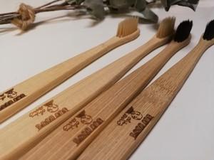 ベトナム竹歯ブラシ・Bamboo toothbrush from Vietnam