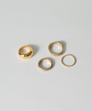 Volume Ring & Nuance Ring 3 set