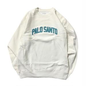 EN PLEIN AIR / PALO SANTO CREWNECK -BONE-