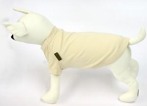 犬用 Tシャツ 黄色(S.M.L.LL)税込