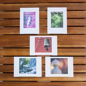 原田 寛 鎌倉 postcards 5枚組