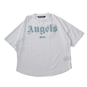 PALM ANGELS Angels Tee White Unisex