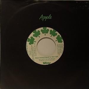 【シングル】WINGS/Give Ireland Back To The Irish
