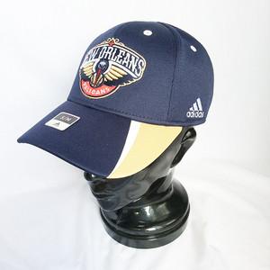NBA ニューオーリンズ ホーネッツ ペリカンズ NEW ORLEANS HORNETS NBA アディダス ADIDAS キャップ 688