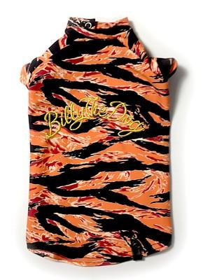 TIGER CAMOUFLAGE Cut&Sewn タイガー迷彩カットソー BD11-CT006
