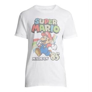 Tシャツ ニンテンドー スーパーマリオ ホワイト