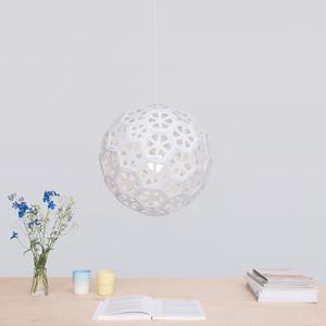 装飾球体型ペンダントランプ | Flower Ball M