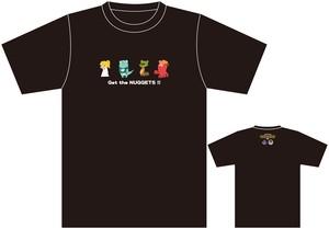 Get the NUGGETS !! Tシャツ(フルカラー)