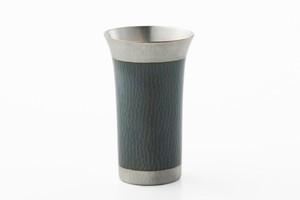 ビールカップ 銀線文(250ml)
