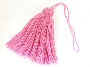 wool big tassel L (TS002LI)