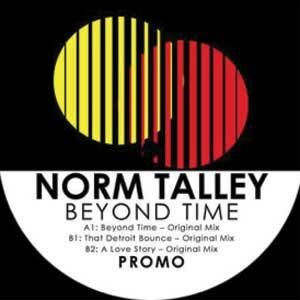 "【12""】NORM TALLEY - BEYOND TIME"