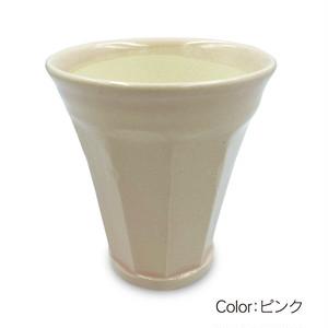 【ヤマ庄陶器株式会社】泡うまビアカップ