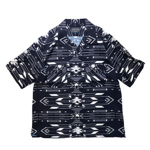 PENDLETON/ペンドルトン S/S Open Collar Shirts #06 Tsi Mayoh [MN-0275-0002]