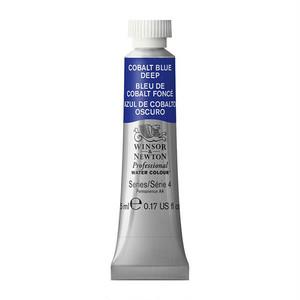 W&N PWC コバルト ブルー ディープ [180 s4 | チューブ 5ml ]