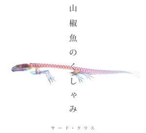 CD「山椒魚のくしゃみ」サード・クラス5thAlbum