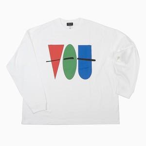 VOU 3colors longsleeve T   VOU
