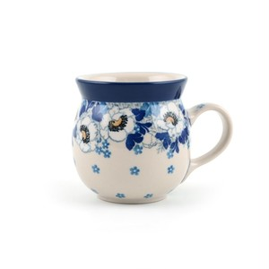 ポーランド食器 ファーマーズマグカップ ③lady