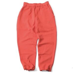 SWEAT PANTS 【ORANGE】