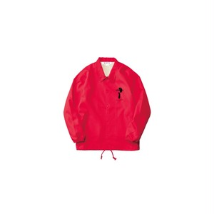 Coach Jacket (Red)