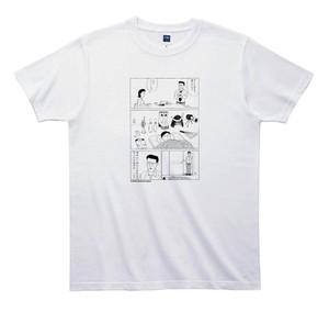 《和田ラヂヲTシャツ》TW014/ 明日はいったい