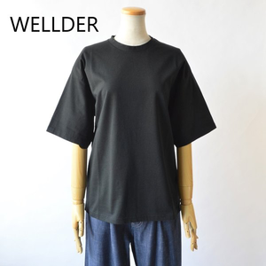 WELLDER/ウェルダー・Wide Fit Tee