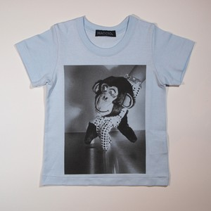 KING OF PUPPET t-shirt Tシャツ(light blue) SALE!