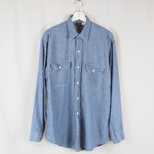 Old Chambray Shirt made in USA