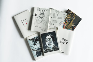 河内洋画材料店 × ygion Original Note Book 「雑居」